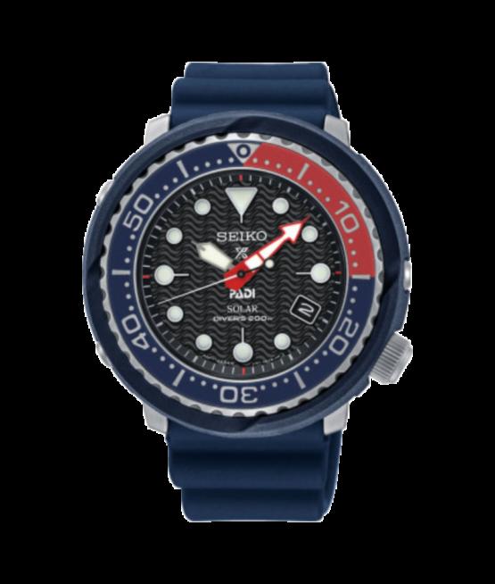 Seiko Prospex PADI dykkerur - SNE499P1 - Solar ur